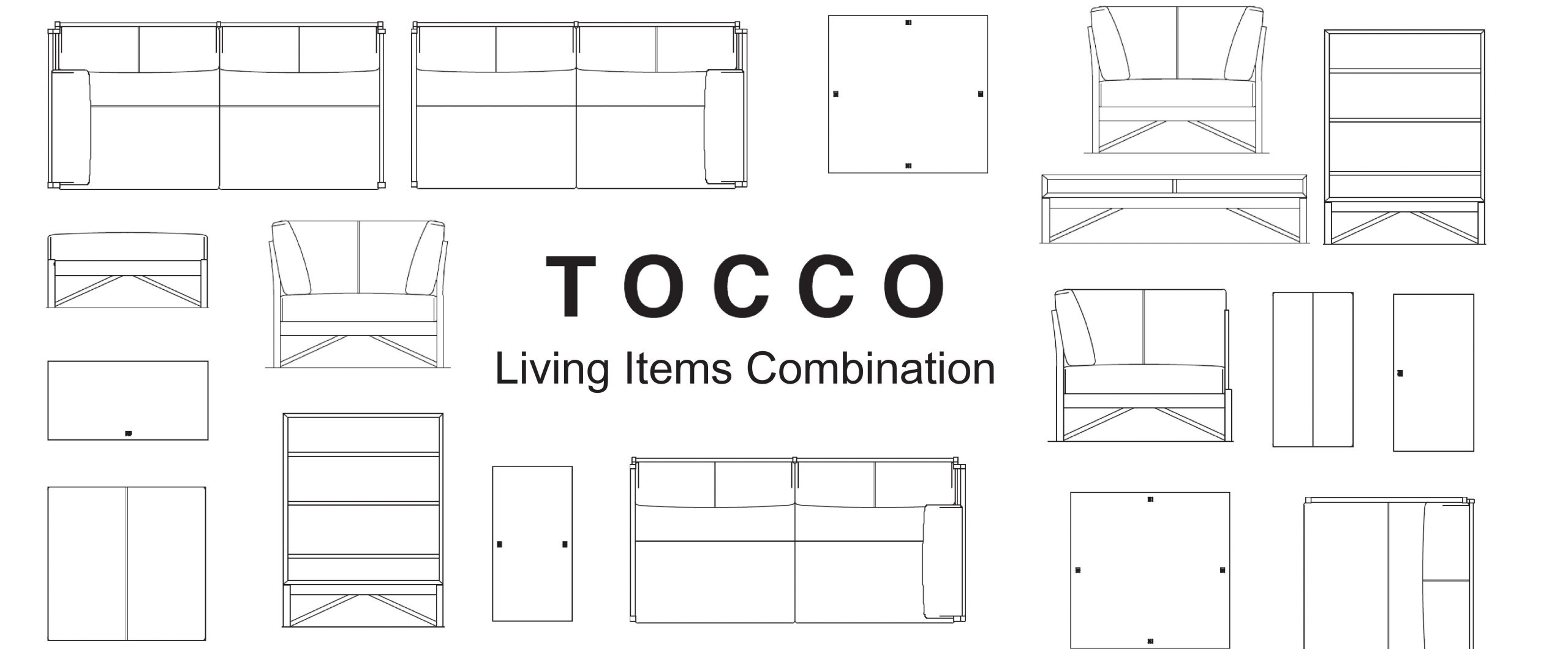 Column:Features of TOCCO  Living Items.