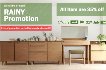 【July Promotion】Extend Rany promotion.