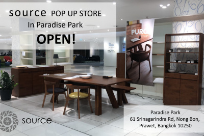 source store POP UP STORE in Paradise Park OPEN!