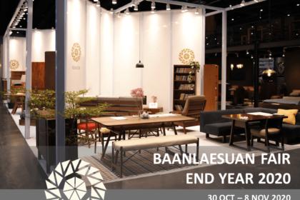 End Baanlae suan 2020