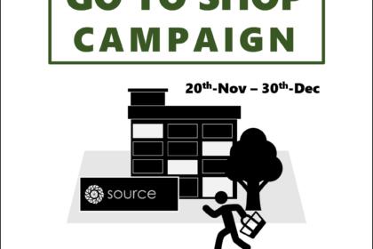 Go to shop Campaign!!