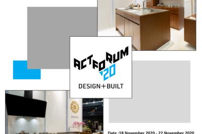 We exhibit to ACT FO RUM'20