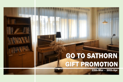 GO TO SATHORN GIFT PROMOTION
