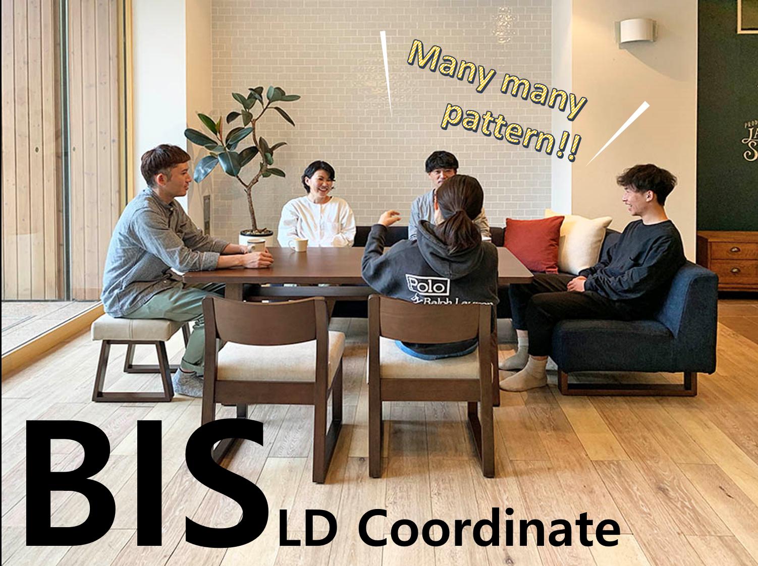 BIS LD Coordinate